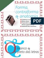 Forma Contraforma e Anatomia v2.5