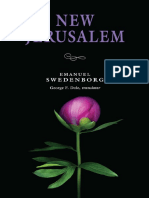 The new Jerusalem-Swedenborg