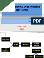 Sepsis enfoque clínico