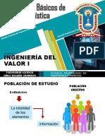 Ing. Valor Estadistica
