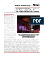 Canby Park Fire Report -  The National Institute for Occupational Safety and Health (NIOSH)