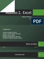 Exposicion de Excel