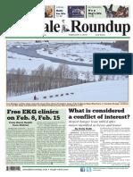 Pinedale Roundup headlines, Feb. 2, 2018