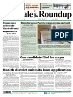 Pinedale Roundup headlines March 23, 2018