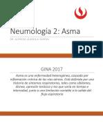 Semana 6 Neumo 2 - Asma