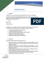 Ficha Tecnica Css-1h Asfisa