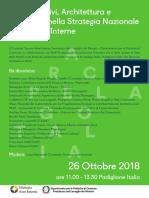 ProgrammaPadiglione-Italia SNAI 26ottobre