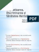 Stigmatizarea