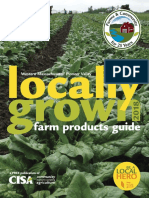 CISA 2018 Farm products guide
