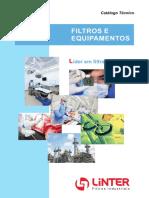 Catalogo Tecnico Filtros