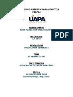 Unidad 5 - Psicologia General 1 - UAPA