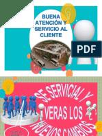 4 Buena Atención y Servicio Al Cliente