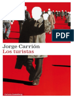 Los Turistas - Jorge Carrion