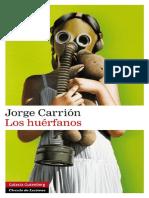 Los Huerfanos - Jorge Carrion