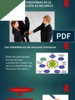 Diapositivas Sistema%2c Subsistema e Indicadores de Talento Humano