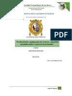 productividad y optimizacion de recursos.docx