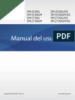 Manual samsung j7