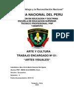 TRABAJO DE ARTE