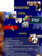 Registro Civil Exposicion