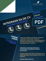 Presentación Integrasis 080916 PDF