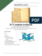 ICT Student Textbook