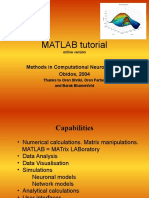 MATLABtutorial Online