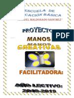 Proyecto Cientifico de Reciclaje - Susana (Maria Becerra)