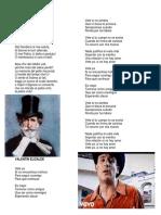 Canciones Clasicas de Hugo