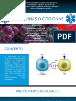 Citocinas Expo