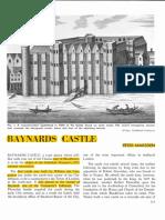 Baynard's Castle - London Archaeologist Association, 2008