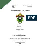 lapsus fibro+ptosis mekanik