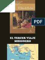 El Tercer Viaje Misionero 10