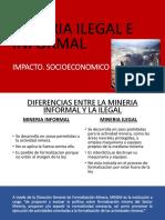 Mineria Ilegal e Informal