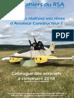 2018 07 Hors Serie Les Cahiers Du RSA Catalogue2018