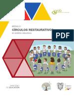 I Modulo Circulos Restaurativos en Ambitos Educativos