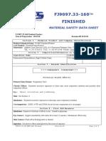 Appendix 1b1 Fj9097.33-160 Msds a&b Finishednew2