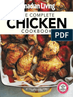 Canadian Living - Complete Chicken Cookbook