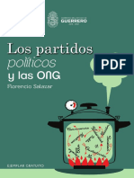 Los Partidos Políticos y Las ONG