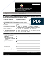 FOI Request Form