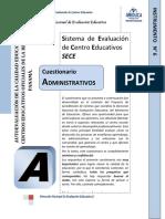 c. Administrativos