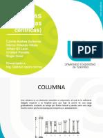 Expo Columnas Centricas