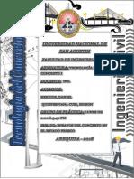 TECNOLOGÍA DEL CONCRETO INFORME N°06