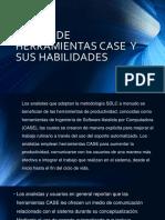 3. Analis de Herramientas Case y Sus Habilidades
