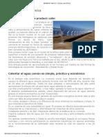 6.3 Energía Solar Térmica - SEENERGY MEXICO