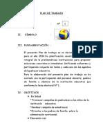 Plan de Municipio 2018