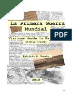 La Primera Guerra Mundial - Visiones desde la Patagonia (1914-1918)