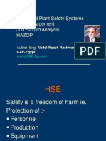 3- Integrated Plant Safety Systems