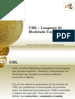 1.2 Lenguaje de Modelamiento Unificado (Uml)