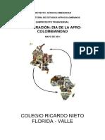 Proyecto Diadelaafrocolombianidad 110610111905 Phpapp02