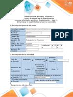 Guía de actividades y rúbrica de evaluación Fase 3 - Determinar la viabilidad del proyecto sostenible (8).docx